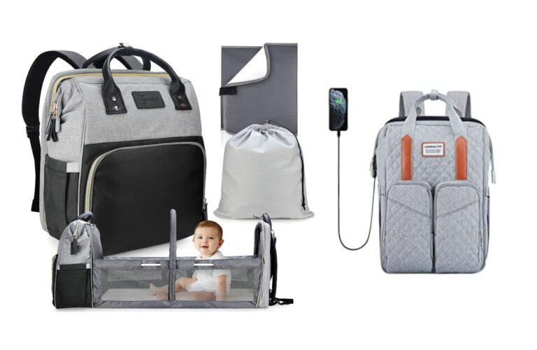 3 Best Backpack Diaper Bag USA 2021