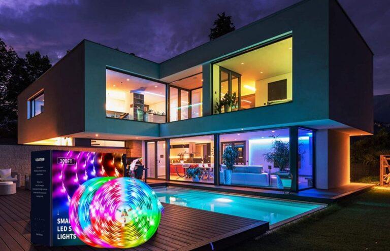 3 Best Color-Changing LED Strip Lights 2021