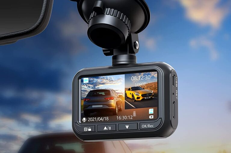 3 Best Dash Cam Front And Rear 2021