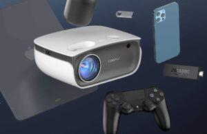 5 Best Portable Mini Projectors Under $200 ( 2021)